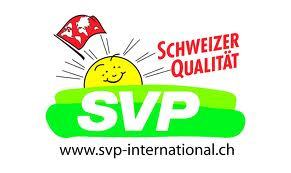 Logo SVP International