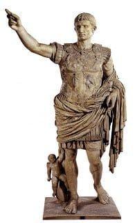 Der römische Kaiser Augustus (63 v. Chr. bis 14 n. Chr.) hat dem Monat August seinen Namen gegeben.
