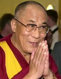 Tenzin Gyatso, nato Lhamo Dondrub (6 luglio 1935), Dalai Lama del Tibet