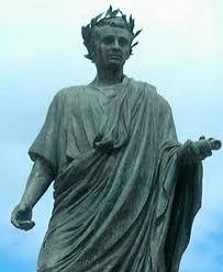 Orazio (Quinto Orazio Flacco) - 65 a.C. – 8 a.C. - poeta romano.