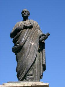 Lucio Anneo Seneca (4 a.C. – 65 d.C.) - filosofo, drammaturgo e politico romano.